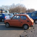 an old fiat