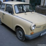 an old trabant, a dying race