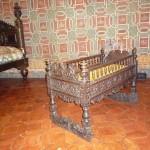 A 17th-c crib