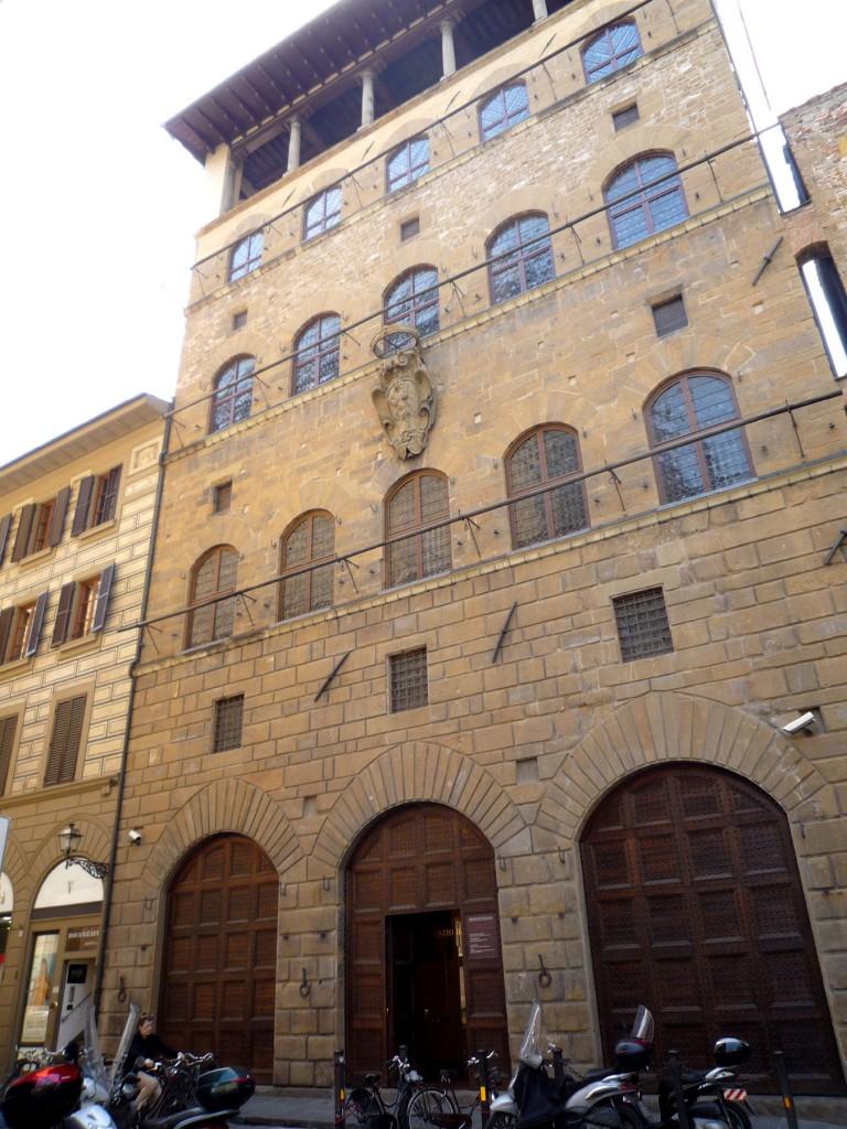 Palazzo Davanzati facade