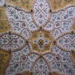 dec arts museum entryway ceiling