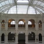 dec arts museum main entry hall