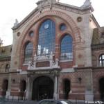 Main market exterior