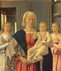 Piero's Madonna di Senigallia in Urbino