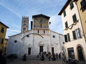 The church of san frediano