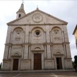 The Renaissance Duomo on Piazza Pio