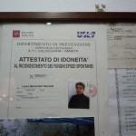 USL Certified mushroom expert at Porchetta store