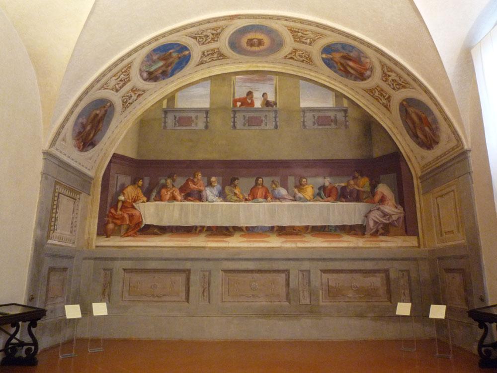 Cenacolo di San Salvi, Andrea del Sarto