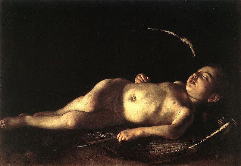 Caravaggio, Sleeping Cupid