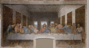 Leonardo Last Supper - Wikimedia Commons