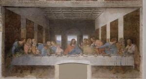 Leonardo Last Supper - Wikimedia Commons