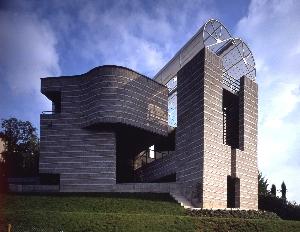Mario Botta, House in Breganzona