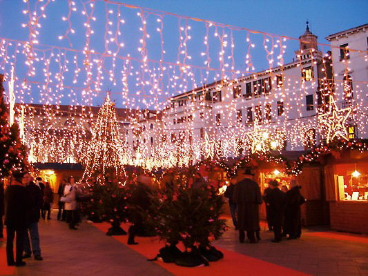 Venice Christmas Market