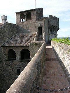 Castle of Bracciano - photo @mary Jane Cryan