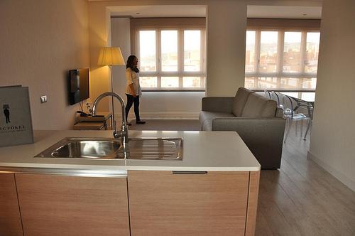 My apartment in barcelona eric vokel gran via suites - Eric vokel gran via suites ...
