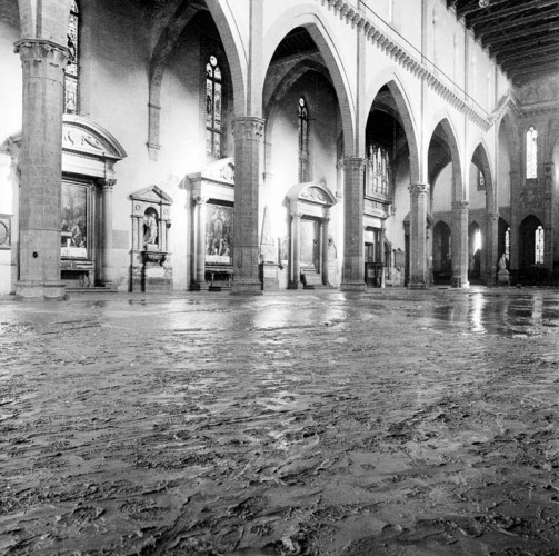 The Tragic Fate of a Masterpiece: When the Flood came to Florence (1966)