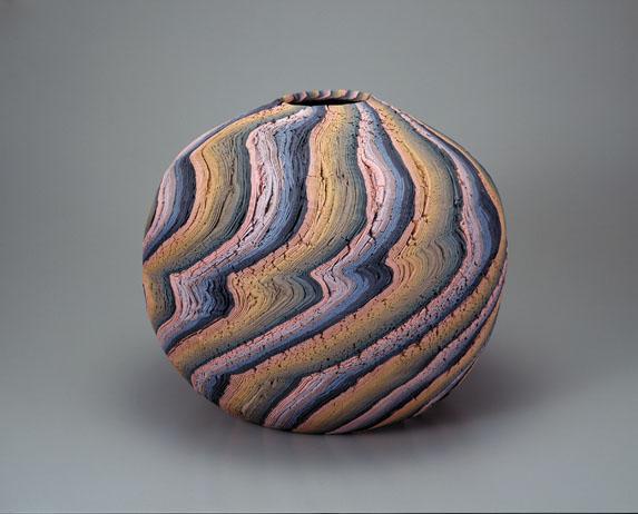 Matsui Kosei, Large Jar, Saiyuki , 1981
