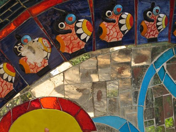 mosaic niki