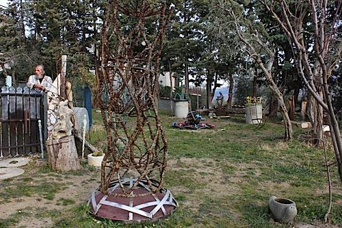 Bonacina's garden