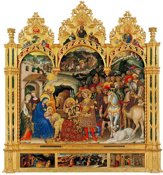 Adorazione dei Magi (1423)