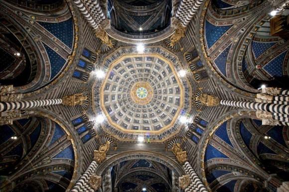 Siena Duomo cupola