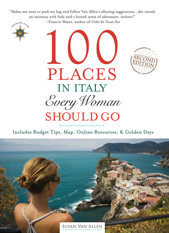 100 places book
