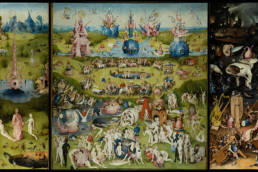Bosch, Garden of Earthly Delights