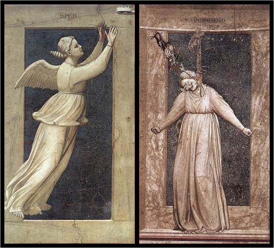 giotto hope desperation