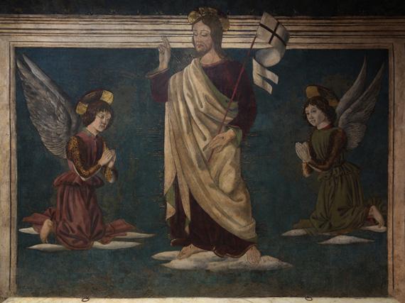 Art History: Rucellai Chapel And Alberti's Tempietto Del