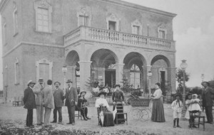 Early 20th century tourism in Cesenatico