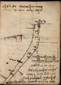 il rilievo del Porto di Cesenatico nel Codice L di Leonardo