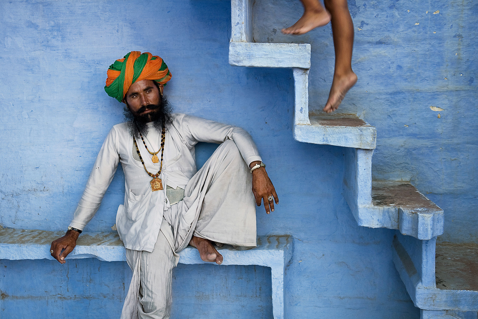 Steve McCurry: Jodhpur, India, 2005