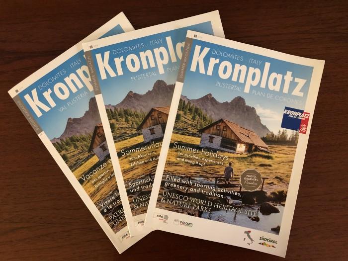Kronplatz Magazine Summer 2018
