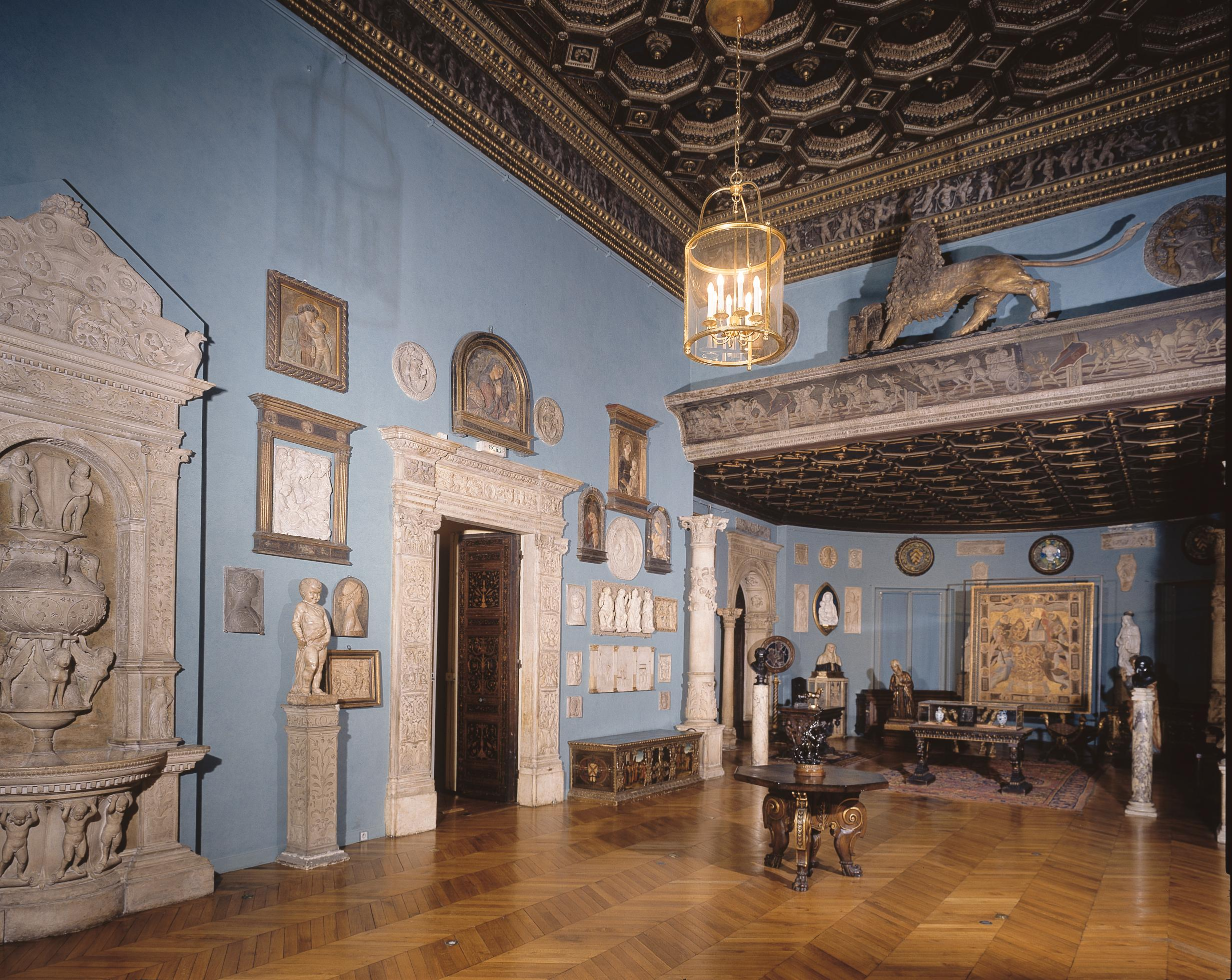 from florence to paris and back jacquemart andr at bardini exhibit reviewarttrav. Black Bedroom Furniture Sets. Home Design Ideas