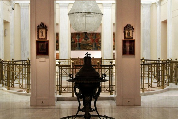 Benaki museum by Flickr user @hijukal