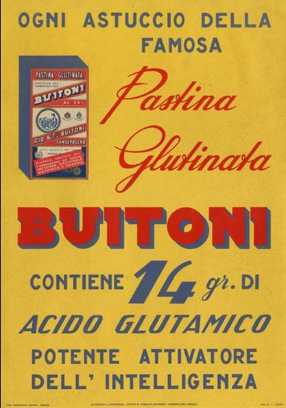 Italian Food Advertising 1950 70