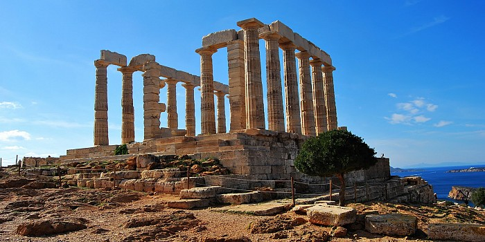 cape sounio day