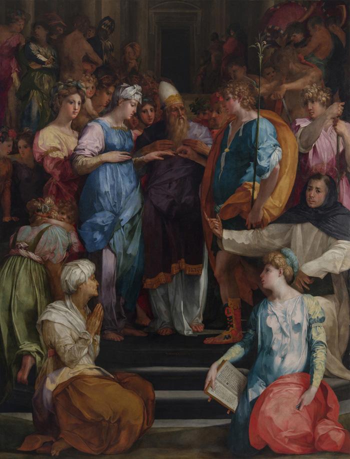 Rosso Fiorentino, Ginori Altarpiece