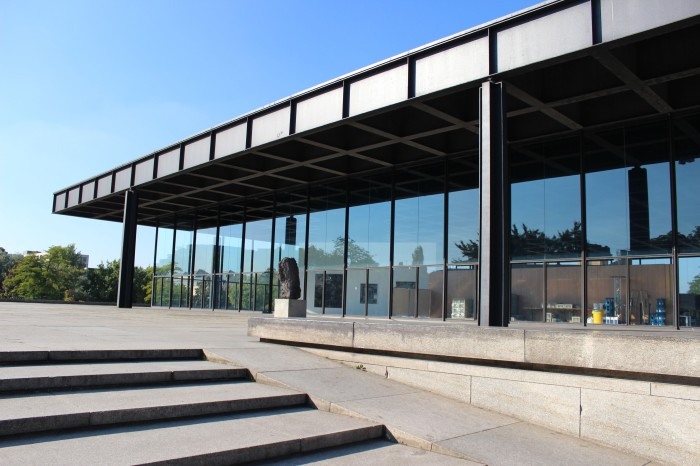 Neue Nationalgalerie | photo Natalie Holmes for Context Travel