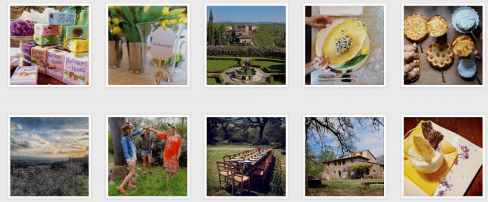 Just some of about 50 Instagram photos posted on @arttrav for #kaleidotour