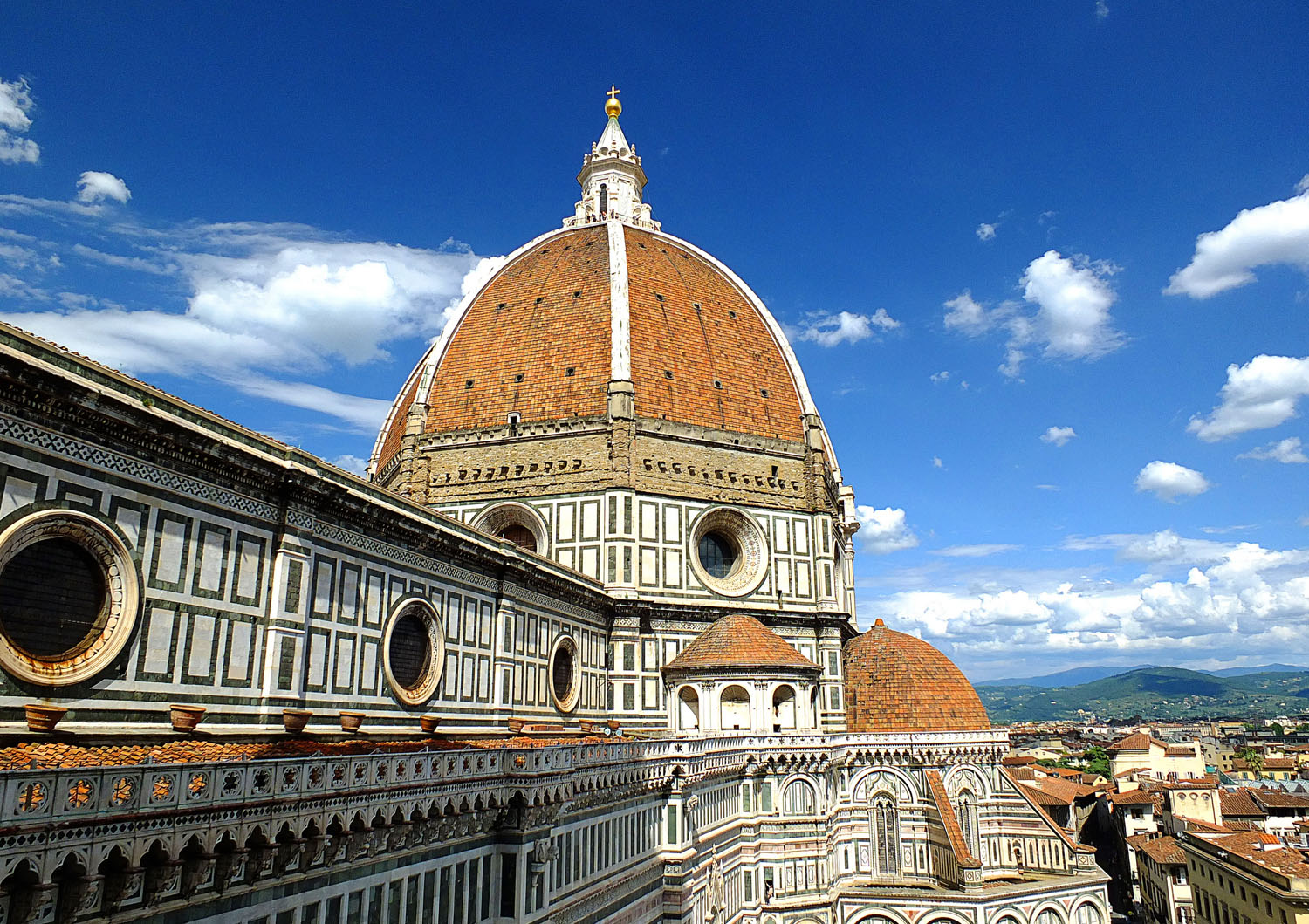 Florence Dome: Putting On A Good Face: Renaissance Facades In FlorenceArtTrav