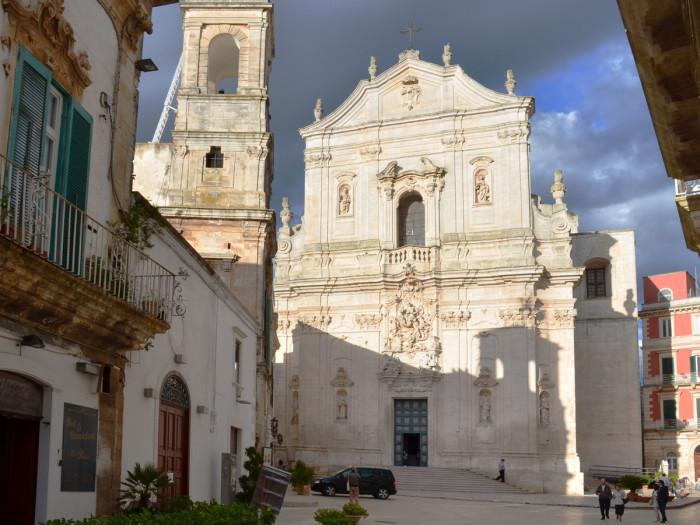 Church of San Martino / Photo Flickr user Bernard-G