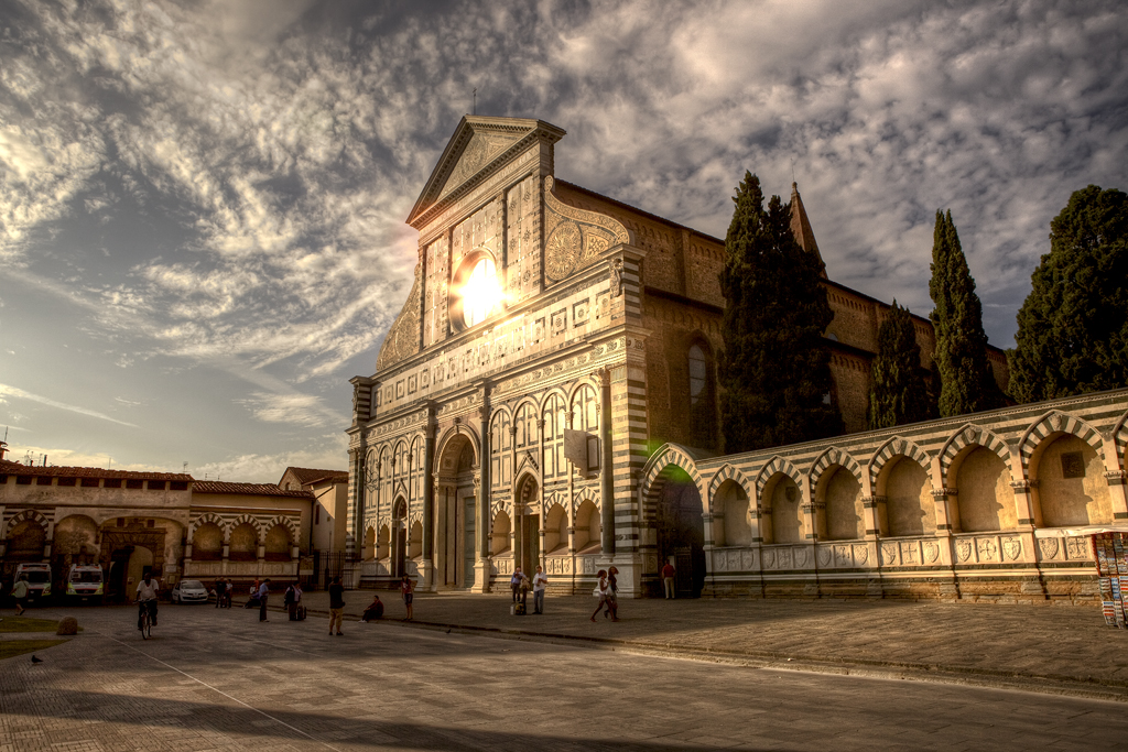 Santa maria Novella | Photo Giuseppe Moscato on Flickr