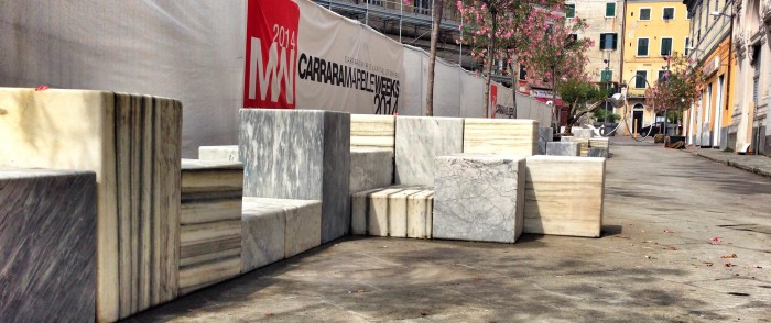 Marble Weeks / Photo Valentina Dainelli