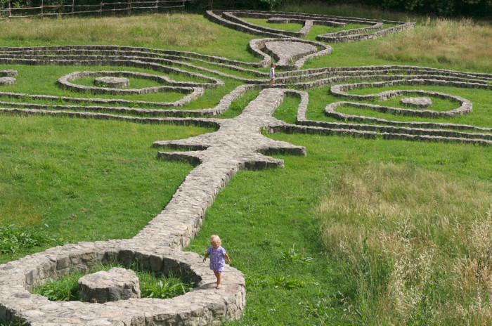 Labyrinth / Photo flicker user Tomtomclub