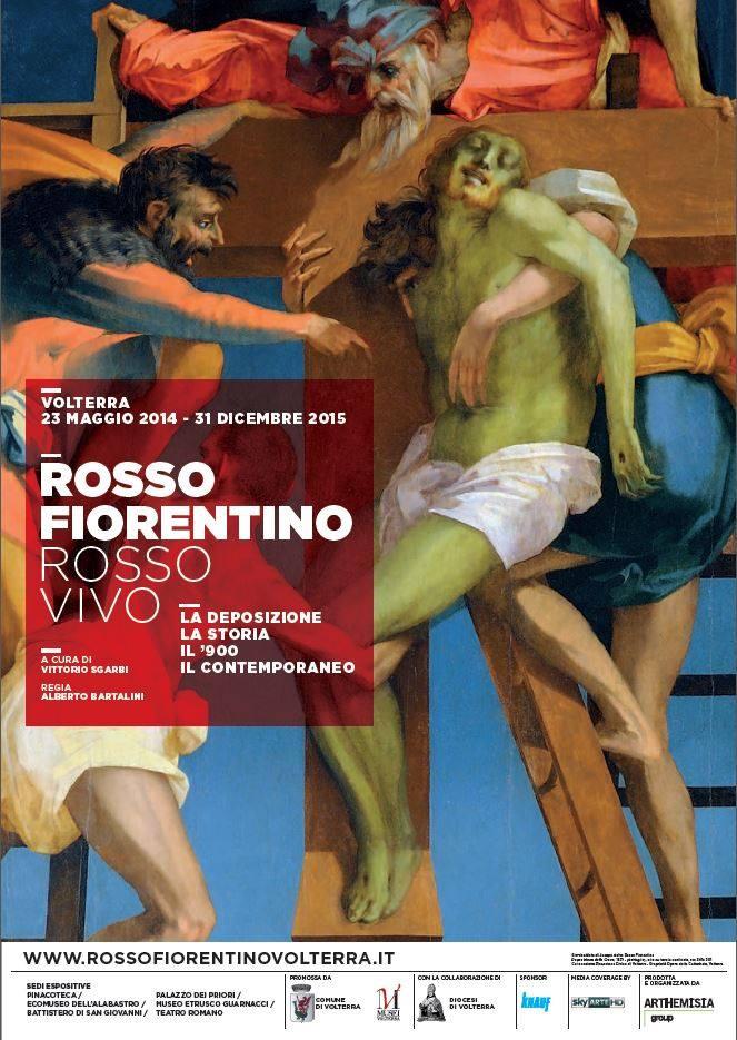 Volterra exhibit poster