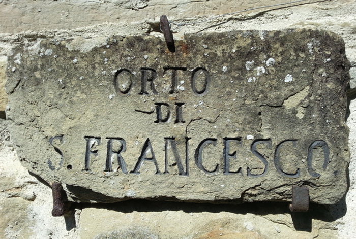 Orto di Francesco
