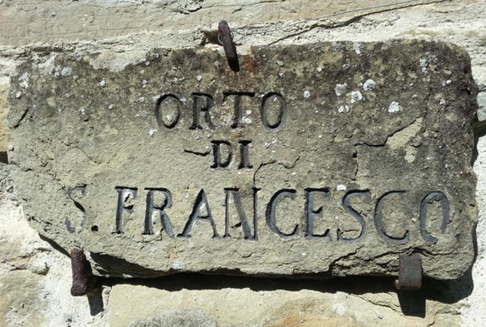 Orto di Francesco