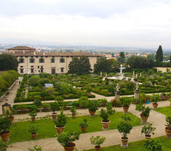 Villa Medicea at Castello