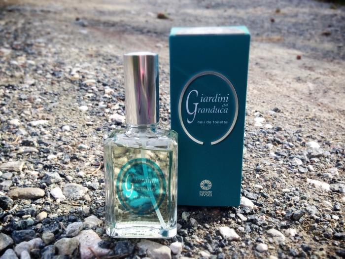 The perfume
